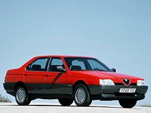Технические характеристики Alfa Romeo 164 3.0 V6 1988-1993 г.