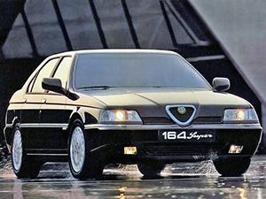 Технические характеристики Alfa Romeo 164 3.0 V6 24V Q4 1993-1998 г.