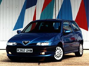 Технические характеристики Alfa Romeo 145 1.6 I.e. 1994-1999 г.