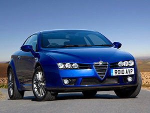 Технические характеристики Alfa Romeo Brera