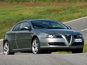 Технические характеристики Alfa Romeo GT