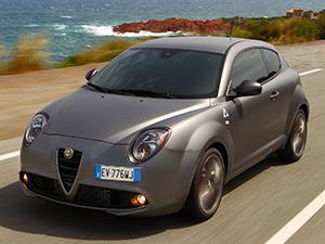 Технические характеристики Alfa Romeo MiTo