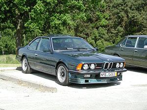 Alpina BMW B10 2 дв. купе E24