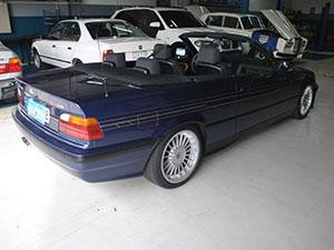 Alpina BMW B3 2 дв. кабриолет E36