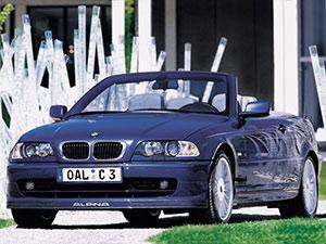 Alpina BMW B3 2 дв. кабриолет E46