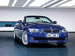Alpina BMW B3 2 дв. кабриолет E90