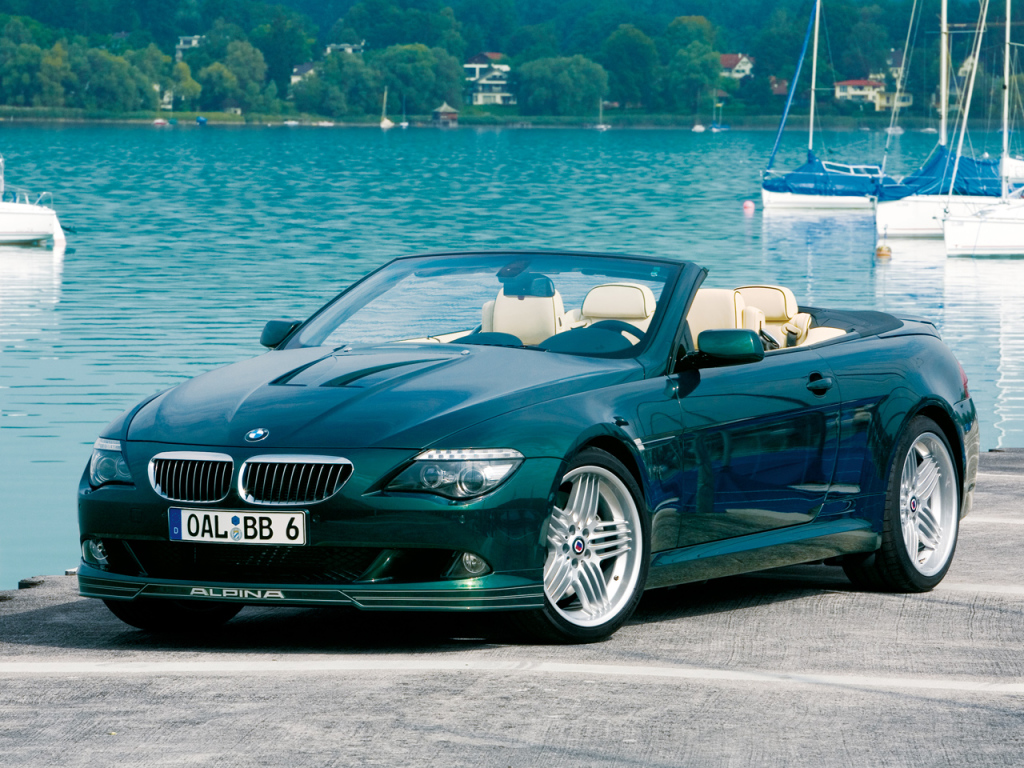 Alpina (Альпина) BMW B6 E64 2005- г.