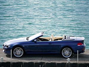 Alpina BMW B6 2 дв. кабриолет E64