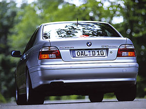 Alpina BMW D10 4 дв. седан E39