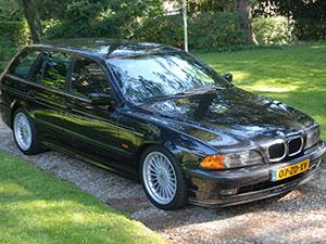 Alpina BMW D10 5 дв. универсал E39