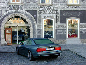 Alpina BMW B12 2 дв. купе E31