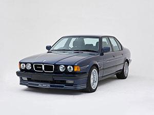 Alpina BMW B12 4 дв. седан E32