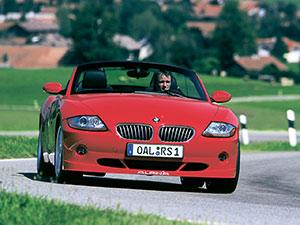 Alpina BMW Roadster 2 дв. кабриолет S