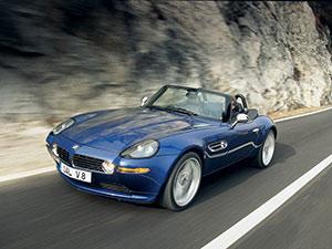 Alpina BMW Roadster 2 дв. кабриолет V8