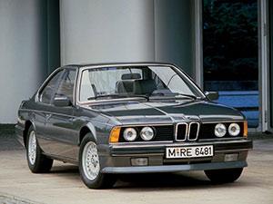 E24 с 1985 по 1987