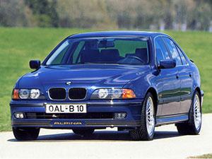 E39 с 1997 по 2003