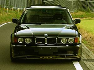 Технические характеристики Alpina BMW B12