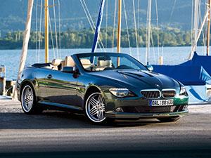 Технические характеристики Alpina BMW B6