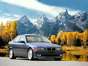 E36 с 1993 по 1999