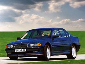 E38 с 1995 по 2000