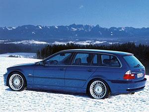 Технические характеристики Alpina BMW B3 3.3 i 24V B3S 2000-2006 г.