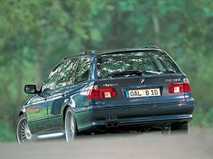 Touring (E34) с 1993 по 1997