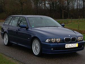 Touring (E39) с 1998 по 2004