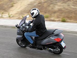 Aprilia Atlantic скутер 500 Sprint