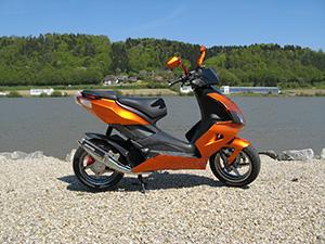 Aprilia SR 50 скутер SR 50 R
