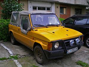ARO Spartana 2 дв. внедорожник Spartana