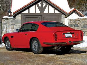 Aston Martin DB6 2 дв. купе DB6