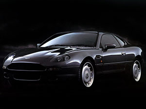 Aston Martin DB7 2 дв. купе DB7