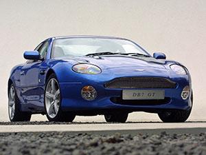 Aston Martin DB7 2 дв. купе DB7 GT