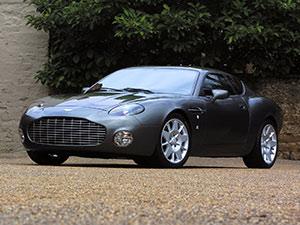 Aston Martin DB7 Zagato 2 дв. купе DB7 Zagato