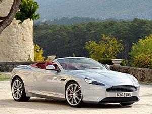 Aston Martin DB9 2 дв. кабриолет DB9