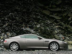 Aston Martin DB9 2 дв. купе DB9 Coupe