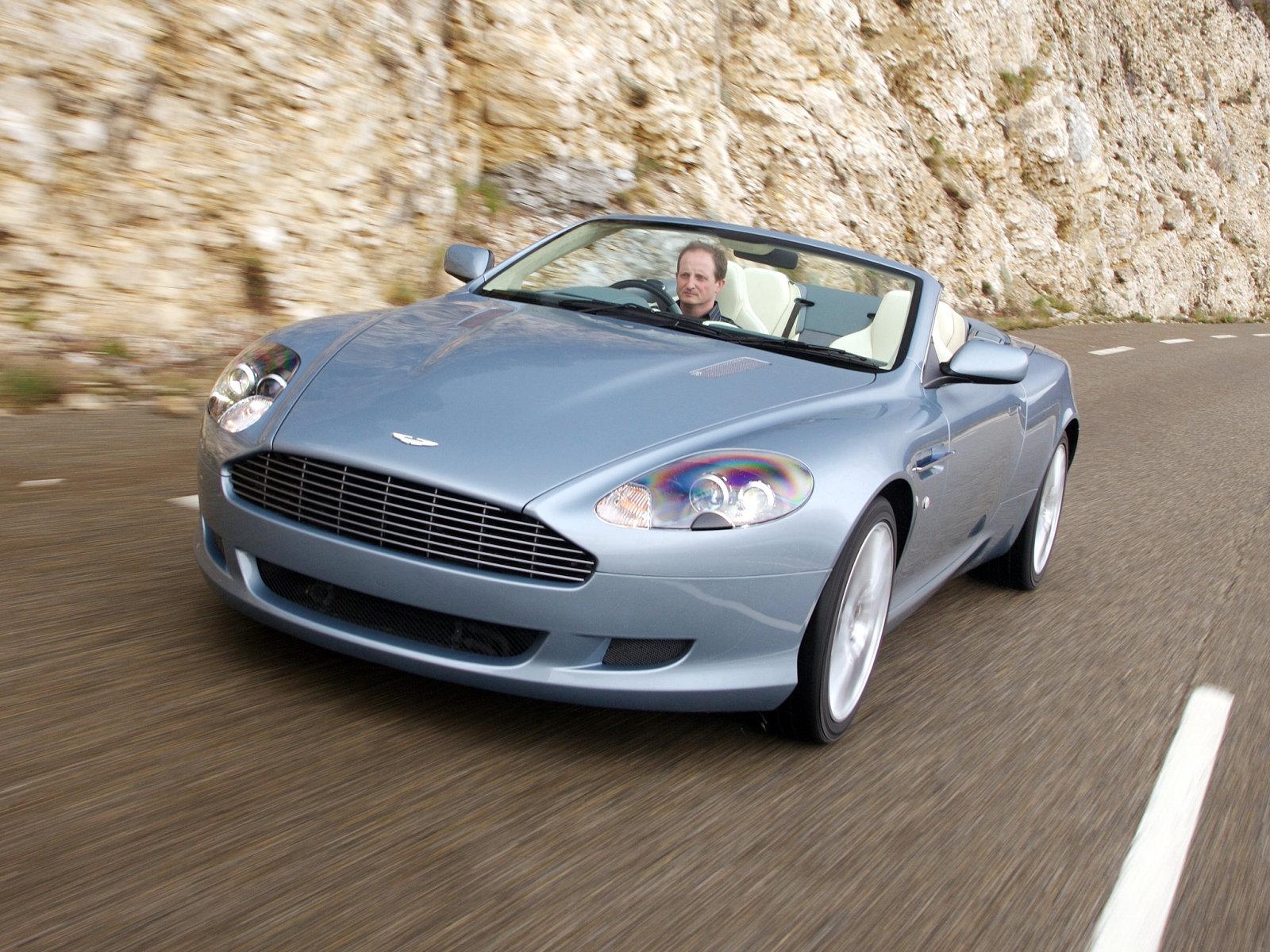 Aston Martin (Астон Мартин) DB9 Vantage 2003-2008 г.
