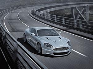 Aston Martin DBS 2 дв. купе DBS