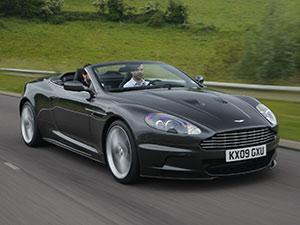 Aston Martin DBS 2 дв. кабриолет DBS Volante