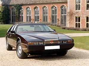 Aston Martin Lagonda 4 дв. седан Lagonda I