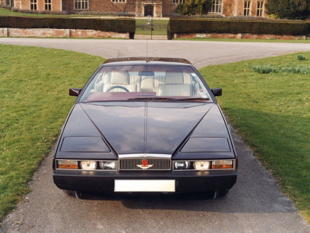 Aston Martin (Астон Мартин) Lagonda I 1976-1997 г.