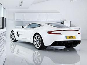 Aston Martin One-77 2 дв. купе One-77