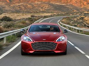 Aston Martin Rapide 5 дв. хэтчбек Rapide