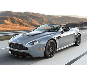 Aston Martin V12 Vantage 2 дв. родстер V12 Vantage