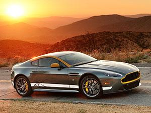 Aston Martin V8 Vantage 2 дв. купе V8 Vantage