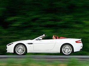 Aston Martin V8 Vantage 2 дв. кабриолет V8 Vantage Roadster
