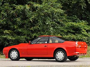 Aston Martin V8 Zagato 2 дв. купе V8 Zagato
