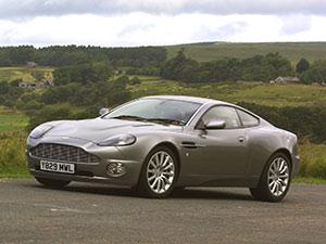 Aston Martin Vanquish 2 дв. купе Vanquish