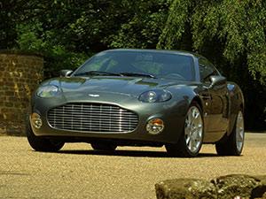 Технические характеристики Aston Martin DB7 Zagato