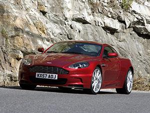 Технические характеристики Aston Martin DBS